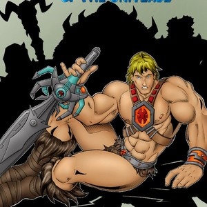 [Iceman Blue] Masters of the Universe – Gay Comics