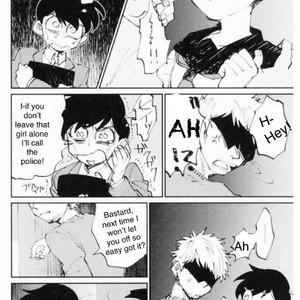 [Muguri/ Sono Hen no Are] Sera Fuku To Onii-San – Osomatsu-san dj [Eng] – Gay Comics image 003