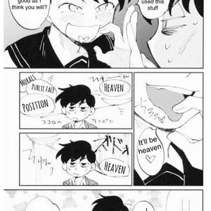 [Muguri/ Sono Hen no Are] Sera Fuku To Onii-San – Osomatsu-san dj [Eng] – Gay Comics image 008
