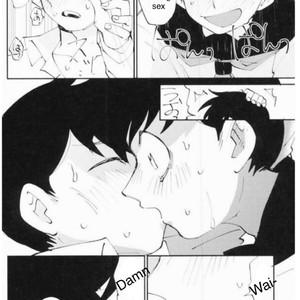 [Muguri/ Sono Hen no Are] Sera Fuku To Onii-San – Osomatsu-san dj [Eng] – Gay Comics image 017