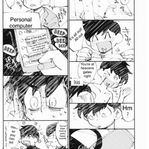 [Muguri/ Sono Hen no Are] Sera Fuku To Onii-San – Osomatsu-san dj [Eng] – Gay Comics image 021