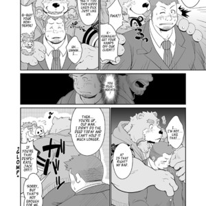 [Bear Tail (Chobikuma)] KEMONO Company [Eng] – Gay Comics image 010