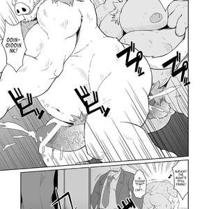 [Bear Tail (Chobikuma)] KEMONO Company [Eng] – Gay Comics image 017