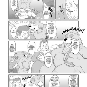 [Bear Tail (Chobikuma)] KEMONO Company [Eng] – Gay Comics image 020