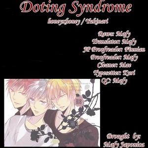 [honeyxhoney/ Yukinari] Kuroko no Basket dj – Doting Syndrome [Eng] – Gay Comics