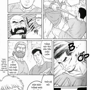[Tagame Gengoroh] Virtus [vi] – Gay Comics image 004