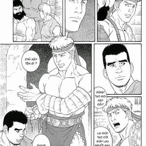 [Tagame Gengoroh] Virtus [vi] – Gay Comics image 006