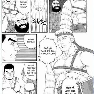 [Tagame Gengoroh] Virtus [vi] – Gay Comics image 107