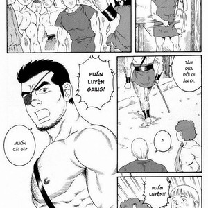 [Tagame Gengoroh] Virtus [vi] – Gay Comics image 117