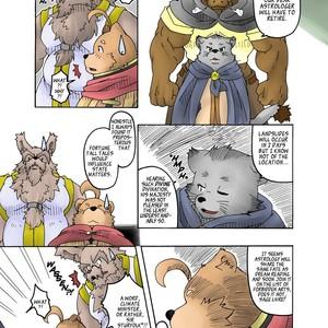 [Bear Tail (Chobikuma)] The Dog & The Bear The Poet Of The Stars & The Partaker Of The Moon 2 [Eng] – Gay Comics image 012