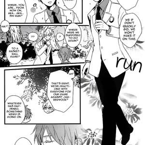 [Praly/ Tsuzuki Saaya] Kuroko no Basket dj – Alice no Okonomi de [Eng] – Gay Comics image 010
