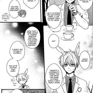 [Praly/ Tsuzuki Saaya] Kuroko no Basket dj – Alice no Okonomi de [Eng] – Gay Comics image 013