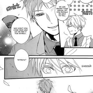 [Praly/ Tsuzuki Saaya] Kuroko no Basket dj – Alice no Okonomi de [Eng] – Gay Comics image 015