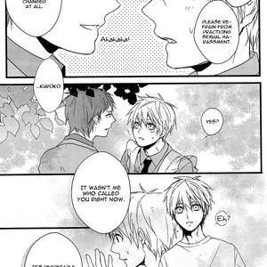[Praly/ Tsuzuki Saaya] Kuroko no Basket dj – Alice no Okonomi de [Eng] – Gay Comics image 018
