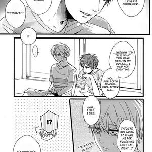 [Praly/ Tsuzuki Saaya] Kuroko no Basket dj – Alice no Okonomi de [Eng] – Gay Comics image 022