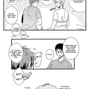 [Praly/ Tsuzuki Saaya] Kuroko no Basket dj – Alice no Okonomi de [Eng] – Gay Comics image 023