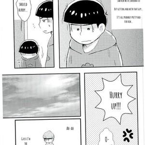 [Hitsotsu No Meruhen/ Ame] Ai No Arika – – Osomatsu-san dj [Eng] – Gay Comics image 009