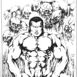 [Oscar Sarrazola] Spellbound [Eng] – Gay Comics