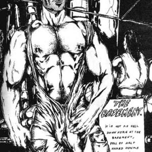 [Oscar Sarrazola] Basement [Eng] – Gay Comics