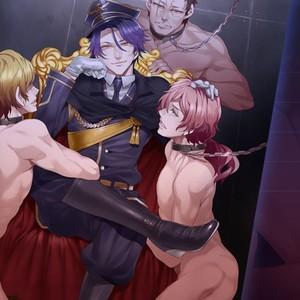 [Fetish] Fukushuu Teikoku – Gay Comics
