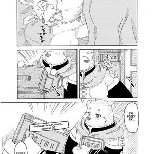 [Bear Tail (Chobikuma)] The Dog & The Bear The Poet Of The Stars & The Partaker Of The Moon 3 [Eng] – Gay Comics image 026