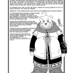 [Bear Tail (Chobikuma)] The Dog & The Bear The Poet Of The Stars & The Partaker Of The Moon 3 [Eng] – Gay Comics image 028