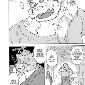 [Bear Tail (Chobikuma)] The Dog & The Bear The Poet Of The Stars & The Partaker Of The Moon 3.5 [Eng] – Gay Comics image 003