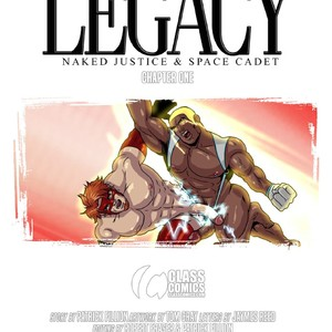 [Tom Cray, Patrick Fillion] The Legacy #1 [Eng] – Gay Comics