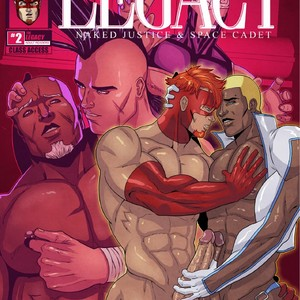 [Tom Cray, Patrick Fillion] The Legacy #2 [Eng] – Gay Comics