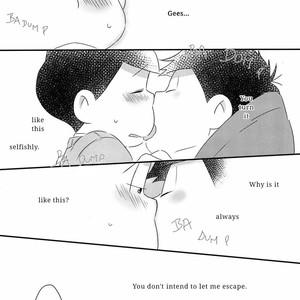 [esoRxyliL/ Sho] Nabe ni futa wo shinaide kudasai – Osomatsu-san dj [Eng] – Gay Comics image 010