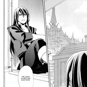 [Yukeyuke Ryuseigo/ YORUKURA Setsuya] Tales of Vesperia dj – Saisho wa Yonde, Furetara Saigo [Eng] – Gay Comics image 004