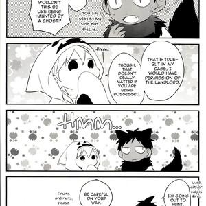 [Latte/ Maco] Kuroko no Basket dj – LOVE in HALLOWEEN [Eng] – Gay Comics image 028