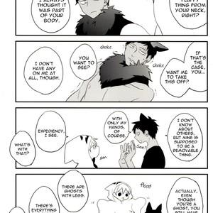 [Latte/ Maco] Kuroko no Basket dj – LOVE in HALLOWEEN [Eng] – Gay Comics image 029