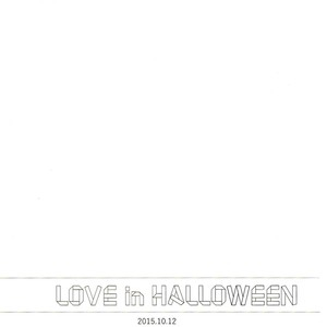 [Latte/ Maco] Kuroko no Basket dj – LOVE in HALLOWEEN [Eng] – Gay Comics image 030