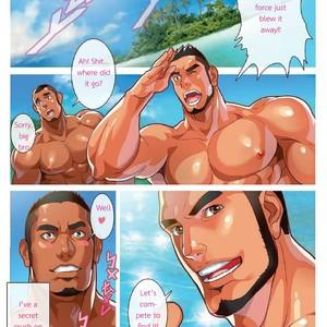 [sexnobi (Nobi Nobita)] Summer's End Muscle Heat [Eng] – Gay Comics image 003