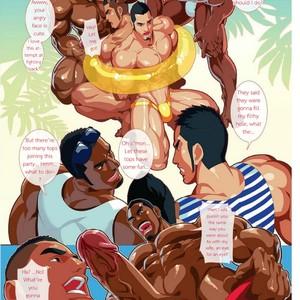 [sexnobi (Nobi Nobita)] Summer's End Muscle Heat [Eng] – Gay Comics image 011