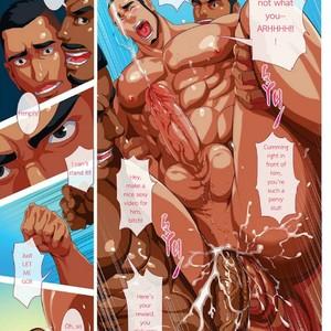 [sexnobi (Nobi Nobita)] Summer's End Muscle Heat [Eng] – Gay Comics image 027