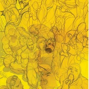 [sexnobi (Nobi Nobita)] Summer's End Muscle Heat [Eng] – Gay Comics image 039