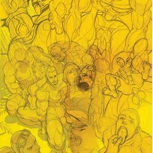 [sexnobi (Nobi Nobita)] Summer's End Muscle Heat [Eng] – Gay Comics image 041