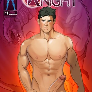 [Sunny Victor] Naked Knight #1 [Eng] – Gay Comics