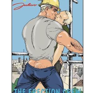 [Julius] The Erection Crew [Eng] – Gay Comics