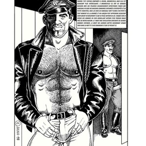 [Julius] The Erection Crew [Fr] – Gay Comics image 002