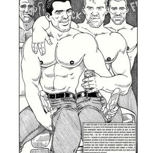 [Julius] The Erection Crew [Fr] – Gay Comics image 003