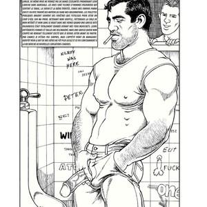 [Julius] The Erection Crew [Fr] – Gay Comics image 004