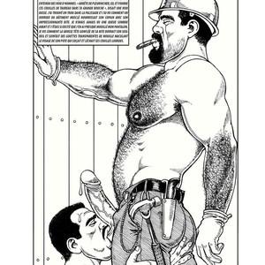 [Julius] The Erection Crew [Fr] – Gay Comics image 005