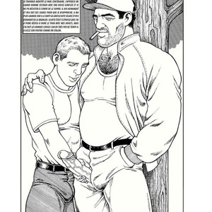 [Julius] The Erection Crew [Fr] – Gay Comics image 012