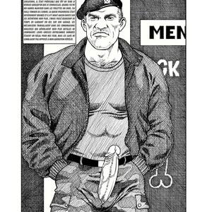 [Julius] The Erection Crew [Fr] – Gay Comics image 016