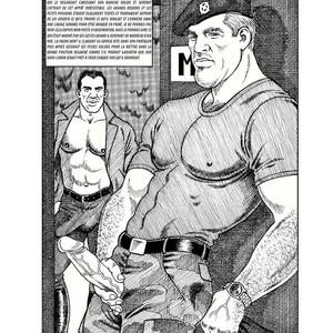 [Julius] The Erection Crew [Fr] – Gay Comics image 017