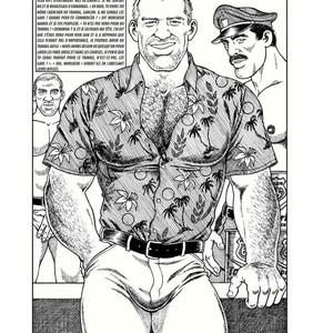 [Julius] The Erection Crew [Fr] – Gay Comics image 020