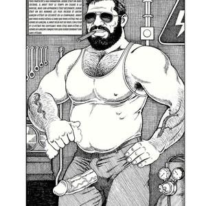 [Julius] The Erection Crew [Fr] – Gay Comics image 025